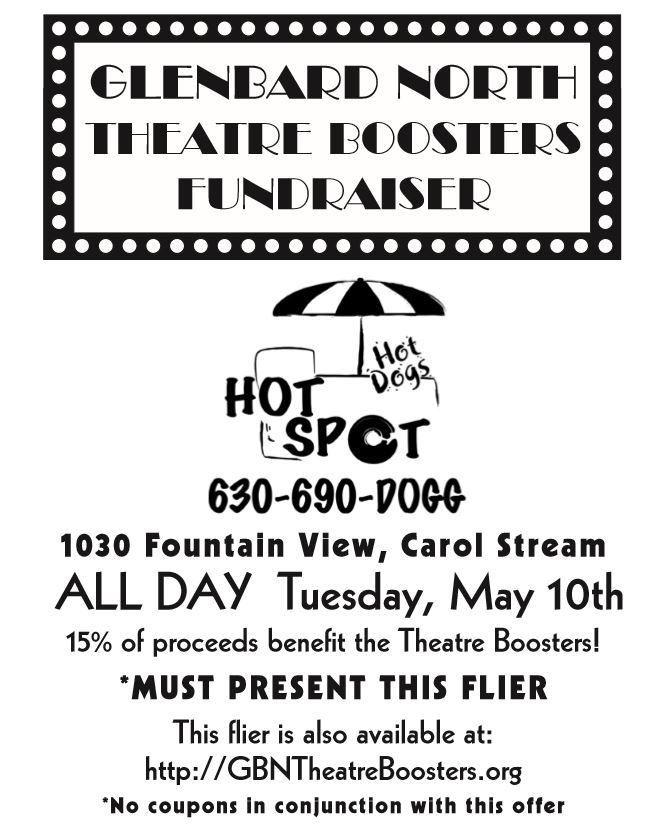 HotSpotFundraiser